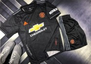 CLB Manchester United mùa giải mới 2019 - 2020 đen (Made in Thailand)