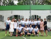 Áo thi đấu cao cấp Giangsports - Phân viện Quy hoạch và Thiết kế Nông nghiệp miền Nam