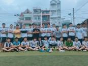 Áo thi đấu cao cấp Giangsports - Vinata FC