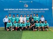Áo thi đấu cao cấp Giangsports - Vietnam Airline