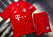 CLB bayern Munich mùa giải mới 2019 - 2020 đỏ (Made in Thailand)