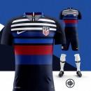 Đồng phục bóng đá - Giangsports 020 (Đặt may)