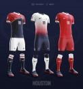Đồng phục bóng đá - Giangsports 012 (Đặt may)