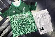 Áo thi đấu cao cấp Giangsports - Alibaba FC