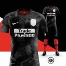 Đồng phục bóng đá - Giangsports 016 (Đặt may)