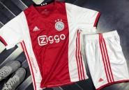 CLB Ajax Amsterdam mùa giải mới 2019 - 2020 sân nhà (Made in Thailand)