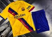 CLB Barcelona mùa giải mới 2019 - 2020 vàng (Made in Thailand)