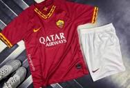 CLB AS Roma mùa giải mới 2019 - 2020 bã trầu (Made in Thailand)