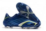 Giày sân cỏ tự nhiên Adidas X50.6 Tunit xanh FG