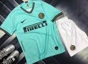 CLB Inter Milan mùa giải mới 2019 - 2020 sân khách (Made in Thailand)