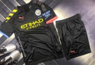 CLB Manchester City mùa giải mới 2019 - 2020 sân khách (Made in Thailand)