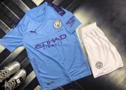 CLB Manchester City mùa giải mới 2019 - 2020 sân nhà (Made in Thailand)
