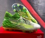 Giày đá bóng Puma Future Netfit 2.3 green FG (Chính hãng)