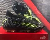 Giày đá bóng Puma Future Netfit 2.3 đen dạ quang FG (Chính hãng)