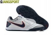 Giày sân futsal Supreme x Nike SB Gato trắng IC