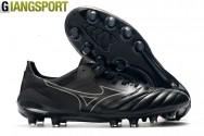 Giày sân cỏ tự nhiên Mizuno Morelia Neo II đen FG - Size 39