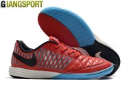 Giày sân futsal Nike Lunar Gato II đỏ IC