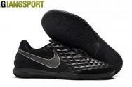 Giày đá banh Nike Tiempo Lunar Legend VIII Pro đen IC - Size 39, 40