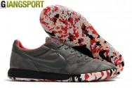Giày sân futsal Nike Premier xám IC