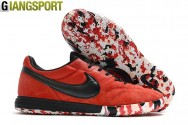 Giày sân futsal Nike Premier đỏ IC