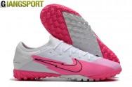 Giày sân cỏ nhân tạo Nike Mercurial Vapor 13 Pro trắng hồng TF