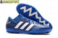 Giày sân cỏ nhân tạo Adidas Nemeziz Messi Tango 18.3 navy TF