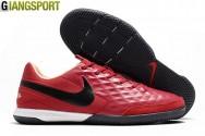 Giày sân futsal Nike Tiempo Legend VIII Pro đỏ IC