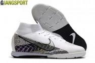 Giày sân futsal Nike Mercurial Superfly 7 Elite MDS trắng IC
