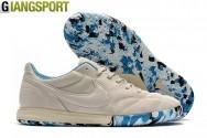Giày sân futsal Nike Premier trắng IC