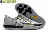 Giày sân cỏ nhân tạo Nike Phantom GT Pro xám IC