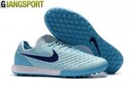 Giày sân cỏ nhân tạo Nike MagistaX Finale II xanh trời TF