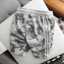 Quần shorts Adidas nỉ