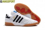 Giày futsal Adidas Copa 70y trắng IC