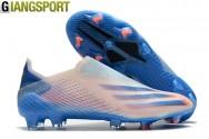 Giày sân cỏ tự nhiên Adidas XGhosted không dây FG