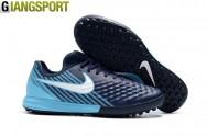 Giày sân cỏ nhân tạo Nike MagistaX Finale II xanh navy TF