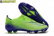 Giày sân cỏ tự nhiên Adidas X Ghosted 20.1 xanh lá FG