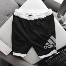 Quần shorts Adidas đen
