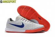 Giày futsal Nike MagistaX Finale II IC cam bạc IC