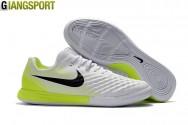 Giày Futsal Nike Magistar Finale II trắng xanh IC