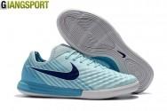 Giày futsal Nike MagistaX Finale II xanh IC