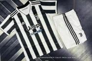 CLB Juventus mùa giải mới 2020 - 2021 (Made in Thailand)