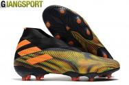 Giày sân cỏ tự nhiên Adidas Nemeziz 20.3 nâu FG