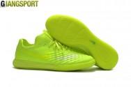 Giày Futsal Nike Magistar Finale II xanh chuối IC