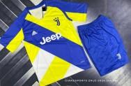 CLB Juventus mùa giải mới 2020 - 2021 sân khách (Made in Thailand)