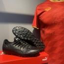 Giày đá bóng Puma King 1.1 đen MG (Chính hãng) - Size 40.5, 41