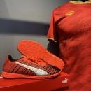Giày đá bóng Puma One 5.1 cam IC (Chính hãng) - Size 40.5, 42.5