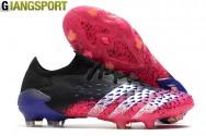 Giày sân cỏ tự nhiên Adidas Predator Freak có dây đỏ FG