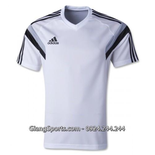 Áo thi đấu ko Logo Adidas Condivo các màu (Đặt may)