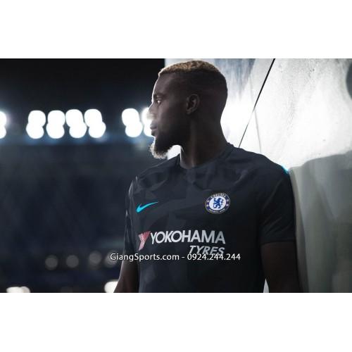 CLB Chelsea third kit 2017 2018 (Đặt may)