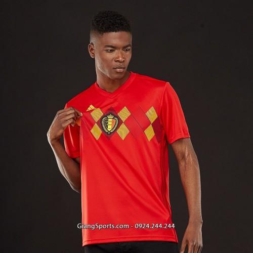 Đồng phục tuyển Bỉ sân nhà 2017 2018 - MADE IN THAILAND